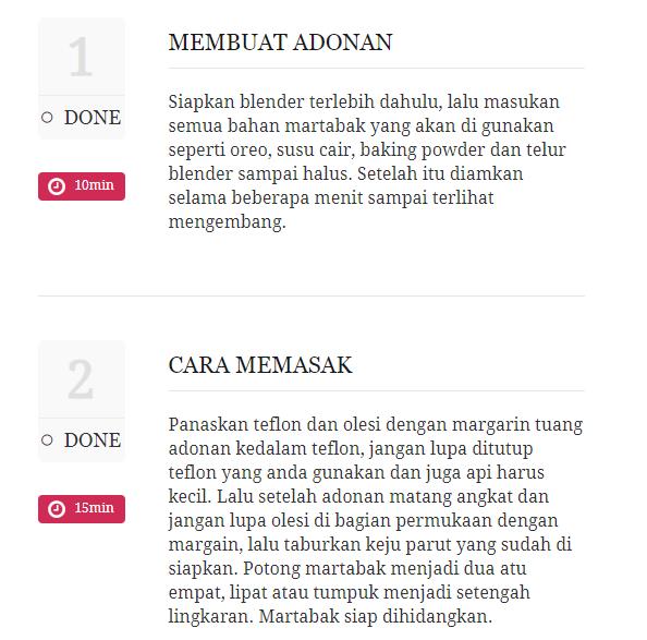 cara membuat martabak oreo rinaresep.com